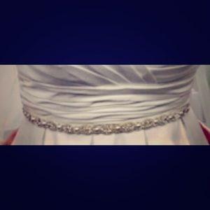 Belt for wedding dress
